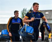 12 May 2019; Conor Cox of Roscommon arrives prior to the Connacht GAA Football Senior Championship Quarter-Final match between Roscommon and Leitrim at Dr Hyde Park in Roscommon. Photo by Seb Daly/Sportsfile