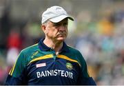 12 May 2019; Offaly manager John Maughan prior to the Leinster GAA Football Senior Championship Round 1 match between Meath and Offaly at Páirc Tailteann, Navan in Meath. Photo by Brendan Moran/Sportsfile