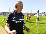 12 May 2019; Clare joint manager Donal Moloney reacts at the final whistle during the Munster GAA Hurling Senior Championship Round 1 match between Waterford and Clare at Walsh Park in Waterford. Photo by Ray McManus/Sportsfile