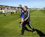 12 May 2019; Clare joint manager Gerry O'Connor after the Munster GAA Hurling Senior Championship Round 1 match between Waterford and Clare at Walsh Park in Waterford.  Photo by Daire Brennan/Sportsfile