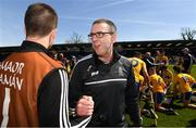 12 May 2019; Clare joint manager Gerry O'Connor after the Munster GAA Hurling Senior Championship Round 1 match between Waterford and Clare at Walsh Park in Waterford. Photo by Ray McManus/Sportsfile