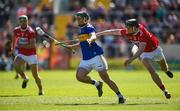 12 May 2019; John O'Dwyer of Tipperary in action against Darragh Fitzgibbon of Cork during the Munster GAA Hurling Senior Championship Round 1 match between Cork and Tipperary at Pairc Ui Chaoimh in Cork. Photo by Diarmuid Greene/Sportsfile