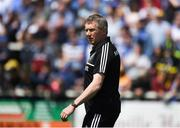 12 May 2019; Clare joint manager Donal Moloney ahead of the Munster GAA Hurling Senior Championship Round 1 match between Waterford and Clare at Walsh Park in Waterford.  Photo by Daire Brennan/Sportsfile