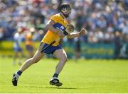 12 May 2019; Tony Kelly of Clare celebrates a second half point during the Munster GAA Hurling Senior Championship Round 1 match between Waterford and Clare at Walsh Park in Waterford.  Photo by Daire Brennan/Sportsfile