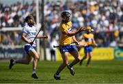 12 May 2019; Cathal Malone of Clare in action against Mikey Kearney of Waterford during the Munster GAA Hurling Senior Championship Round 1 match between Waterford and Clare at Walsh Park in Waterford. Photo by Ray McManus/Sportsfile