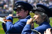 12 May 2019; Members of the Thomas Francis Meagher Fife and Drum Band before the Munster GAA Hurling Senior Championship Round 1 match between Waterford and Clare at Walsh Park in Waterford. Photo by Ray McManus/Sportsfile