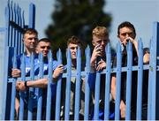 12 May 2019; Waterford senior players watch the minor game ahead of the Waterford and Clare - Munster GAA Hurling Senior Championship Round 1 match at Walsh Park in Waterford. Photo by Daire Brennan/Sportsfile