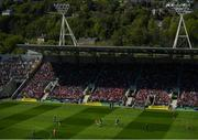 12 May 2019; A general view of the action during the Munster GAA Hurling Senior Championship Round 1 match between Cork and Tipperary at Pairc Ui Chaoimh in Cork.   Photo by David Fitzgerald/Sportsfile