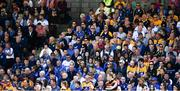 12 May 2019; Supporters of both sides, amongst the 11,012, watch from the main stand during the Munster GAA Hurling Senior Championship Round 1 match between Waterford and Clare at Walsh Park in Waterford. Photo by Ray McManus/Sportsfile