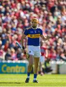 12 May 2019; Séamus Callanan of Tipperary celebrates after scoring his side's thirteenth point during the Munster GAA Hurling Senior Championship Round 1 match between Cork and Tipperary at Pairc Ui Chaoimh in Cork. Photo by Diarmuid Greene/Sportsfile