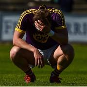 12 May 2019; Tiarnan Rossiter of Wexford after the Leinster GAA Football Senior Championship Round 1 match between Wexford and Louth at Innovate Wexford Park in Wexford.   Photo by Matt Browne/Sportsfile