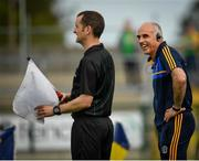 12 May 2019; Roscommon manager Anthony Cunningham during the Connacht GAA Football Senior Championship Quarter-Final match between Roscommon and Leitrim at Dr Hyde Park in Roscommon. Photo by Seb Daly/Sportsfile