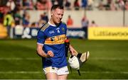 12 May 2019; Seán O'Brien of Tipperary celebrates after the Munster GAA Hurling Senior Championship Round 1 match between Cork and Tipperary at Pairc Ui Chaoimh in Cork. Photo by Diarmuid Greene/Sportsfile