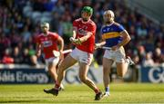 12 May 2019; Seamus Harnedy of Cork scores his side's first goal during the Munster GAA Hurling Senior Championship Round 1 match between Cork and Tipperary at Pairc Ui Chaoimh in Cork. Photo by Diarmuid Greene/Sportsfile