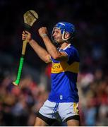 12 May 2019; John McGrath of Tipperary celebrates after scoring his side's second goal of the game during the Munster GAA Hurling Senior Championship Round 1 match between Cork and Tipperary at Pairc Ui Chaoimh in Cork. Photo by David Fitzgerald/Sportsfile