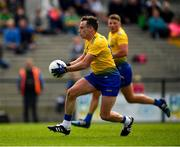 12 May 2019; Niall Kilroy of Roscommon during the Connacht GAA Football Senior Championship Quarter-Final match between Roscommon and Leitrim at Dr Hyde Park in Roscommon. Photo by Seb Daly/Sportsfile