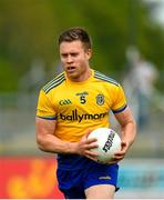 12 May 2019; Niall Daly of Roscommon during the Connacht GAA Football Senior Championship Quarter-Final match between Roscommon and Leitrim at Dr Hyde Park in Roscommon. Photo by Seb Daly/Sportsfile