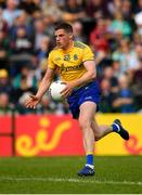 12 May 2019; Fintan Cregg of Roscommon during the Connacht GAA Football Senior Championship Quarter-Final match between Roscommon and Leitrim at Dr Hyde Park in Roscommon. Photo by Seb Daly/Sportsfile
