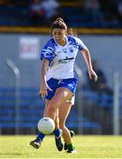 11 May 2019; Michelle Ryan of Waterford during the TG4  Munster Ladies Football Senior Championship match between Kerry and Waterford at Cusack Park in Ennis, Clare. Photo by Sam Barnes/Sportsfile