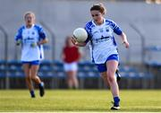 11 May 2019; Kellyann Hogan of Waterford during the TG4  Munster Ladies Football Senior Championship match between Kerry and Waterford at Cusack Park in Ennis, Clare. Photo by Sam Barnes/Sportsfile