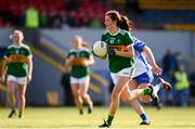 11 May 2019; Ciara Murphy of Kerry during the TG4  Munster Ladies Football Senior Championship match between Kerry and Waterford at Cusack Park in Ennis, Clare. Photo by Sam Barnes/Sportsfile