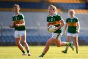 11 May 2019; Laoise Coughlan of Kerry during the TG4  Munster Ladies Football Senior Championship match between Kerry and Waterford at Cusack Park in Ennis, Clare. Photo by Sam Barnes/Sportsfile