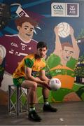 13 May 2019; Donegal and Cill Chartha football Ryan McHugh pictured at AIB's launch of the 2019 All Ireland Senior Football Championship. Entering into their fifth season sponsoring the county championship and now in their 28th year sponsoring the club championships, AIB champion the belief that 'Club Fuels County'.  Photo by Stephen McCarthy/Sportsfile