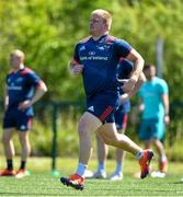 13 May 2019; John Ryan during Munster Rugby Squad Training at the University of Limerick in Limerick. Photo by Brendan Moran/Sportsfile