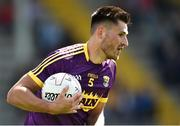 12 May 2019; Glen Malone of  Louth during the Leinster GAA Football Senior Championship Round 1 match between Wexford and Louth at Innovate Wexford Park in Wexford.   Photo by Matt Browne/Sportsfile