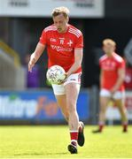 12 May 2019; Jim McEneaney of  Louth during the Leinster GAA Football Senior Championship Round 1 match between Wexford and Louth at Innovate Wexford Park in Wexford.   Photo by Matt Browne/Sportsfile