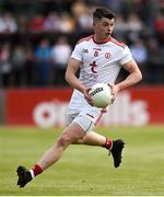 12 May 2019; Richard Donnelly of Tyrone during the Ulster GAA Football Senior Championship preliminary round match betweenTyrone and Derry at Healy Park, Omagh in Tyrone. Photo by Oliver McVeigh/Sportsfile