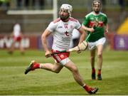 12 May 2019; Damian Casey of Tyrone during the Nicky Rackard Cup Group 2 Round 1 match between Tyrone and Mayo at Healy Park, Omagh in Tyrone. Photo by Oliver McVeigh/Sportsfile