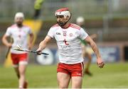 12 May 2019;  Tiarnan Morgan of Tyrone during the Nicky Rackard Cup Group 2 Round 1 match between Tyrone and Mayo at Healy Park, Omagh in Tyrone. Photo by Oliver McVeigh/Sportsfile
