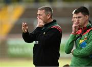 12 May 2019; Mayo Manager Derek Walsh during the Nicky Rackard Cup Group 2 Round 1 match between Tyrone and Mayo at Healy Park, Omagh in Tyrone. Photo by Oliver McVeigh/Sportsfile