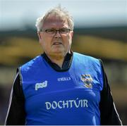 12 May 2019; Clare team doctor Dr Padraig Quinn during the Electric Ireland Munster GAA Hurling Senior Championship Round 1 match between Waterford and Clare at Walsh Park in Waterford. Photo by Ray McManus/Sportsfile