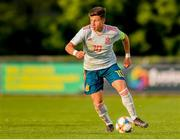13 May 2019; Germán Valera Karabinaite of Spain during the 2019 UEFA European Under-17 Championships Quarter-Final match between Hungary and Spain at UCD Bowl in Dublin. Photo by Ben McShane/Sportsfile