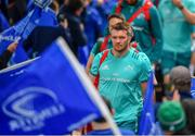 18 May 2019; Peter O'Mahony of Munster arrives ahead of the Guinness PRO14 semi-final match between Leinster and Munster at the RDS Arena in Dublin. Photo by Ramsey Cardy/Sportsfile