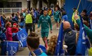 18 May 2019; Conor Murray of Munster arrives prior to the Guinness PRO14 semi-final match between Leinster and Munster at the RDS Arena in Dublin. Photo by Diarmuid Greene/Sportsfile