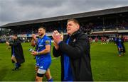 18 May 2019; Tadhg Furlong of Leinster following the Guinness PRO14 semi-final match between Leinster and Munster at the RDS Arena in Dublin. Photo by Ramsey Cardy/Sportsfile