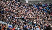 18 May 2019; A general view of a large crowd during the Ulster GAA Football Senior Championship quarter-final match between Cavan and Monaghan at Kingspan Breffni in Cavan. Photo by Oliver McVeigh/Sportsfile