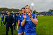 18 May 2019; Rory O'Loughlin of Leinster following the Guinness PRO14 semi-final match between Leinster and Munster at the RDS Arena in Dublin. Photo by Ramsey Cardy/Sportsfile