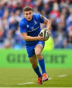 18 May 2019; Jordan Larmour of Leinster during the Guinness PRO14 semi-final match between Leinster and Munster at the RDS Arena in Dublin. Photo by Ramsey Cardy/Sportsfile