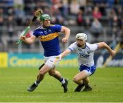 19 May 2019; John O'Dwyer of Tipperary in action against Conor Gleeson of Waterford  during the Munster GAA Hurling Senior Championship Round 2 match between Tipperary and Waterford at Semple Stadium, Thurles in Tipperary. Photo by Ray McManus/Sportsfile
