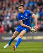 18 May 2019; Garry Ringrose of Leinster during the Guinness PRO14 semi-final match between Leinster and Munster at the RDS Arena in Dublin. Photo by Ramsey Cardy/Sportsfile