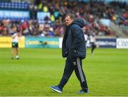 19 May 2019; Wexford manager Davy Fitzgerald ahead of the Leinster GAA Hurling Senior Championship Round 2 match between Dublin and Wexford at Parnell Park in Dublin. Photo by Daire Brennan/Sportsfile
