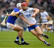 19 May 2019; Tadhg de Búrca of Waterford  in action against Michael Breen of Tipperary  during the Munster GAA Hurling Senior Championship Round 2 match between Tipperary and Waterford at Semple Stadium, Thurles in Tipperary. Photo by Ray McManus/Sportsfile