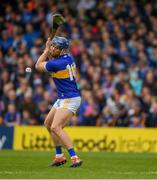 19 May 2019; Jason Forde of Tipperary takes a free during the Munster GAA Hurling Senior Championship Round 2 match between Tipperary and Waterford at Semple Stadium, Thurles in Tipperary. Photo by Ray McManus/Sportsfile
