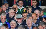 19 May 2019; Singer Niall Horan in attendance at the Munster GAA Hurling Senior Championship Round 2 match between Limerick and Cork at the LIT Gaelic Grounds in Limerick. Photo by Piaras Ó Mídheach/Sportsfile