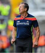 19 May 2019; Cork manager John Meyler during the Munster GAA Hurling Senior Championship Round 2 match between Limerick and Cork at the LIT Gaelic Grounds in Limerick. Photo by Piaras Ó Mídheach/Sportsfile