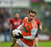 19 May 2019; Jamie Clarke of Armagh during the GAA Football Senior Championship quarter-final match between Down and Armagh at Páirc Esler in Newry. Photo by Philip Fitzpatrick/Sportsfile
